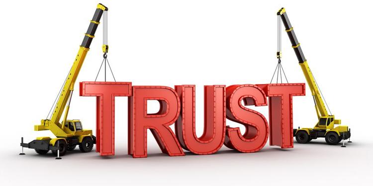 The Trust Web
