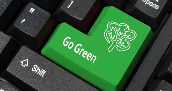articles about looking green